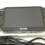 PS Vitaがついに壊れたので修理に出しました。