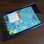 Nexus 7(2013)急きょ購入!もっと早くに買っておけばよかったなーと少し後悔。