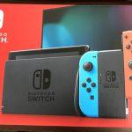 Nintendo Switchを買いました!